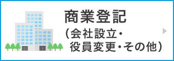 商業登記(会社設立・役員変更・その他)